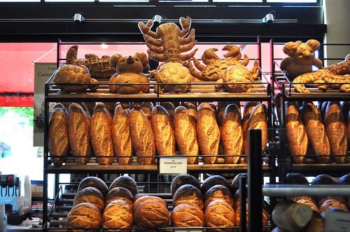 Bakery at Boudin Sourdough ~ San Francisco, CA