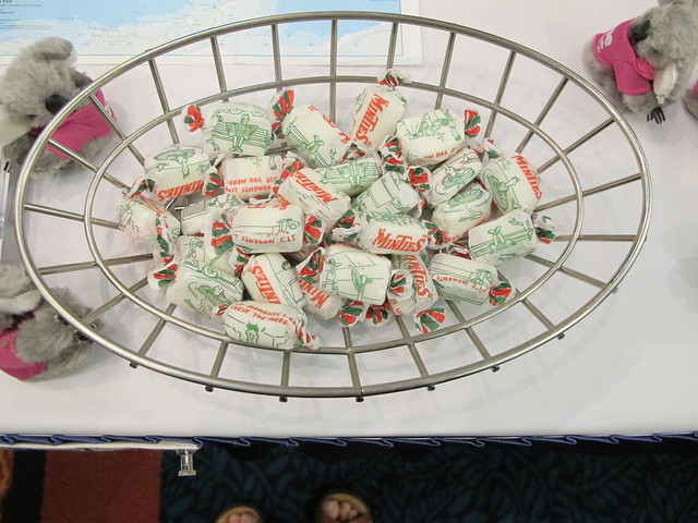 MINTIES!!! I got very excited about these at the ICVT table #nats52