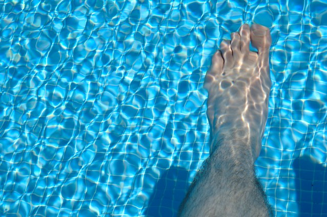 182/366: Mi pie izquierdo