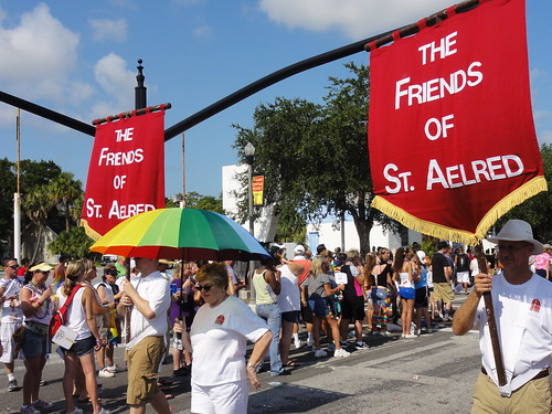 Episcopalians at Saint Pete Pride