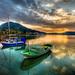 Fethiye Sunset by Nejdet Duzen