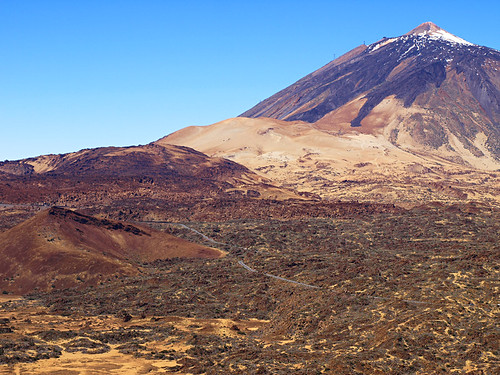 Mount Teide National Park, Tenerife