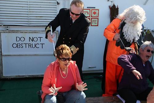 Arctic Circle Baptizing by Ginas Pics