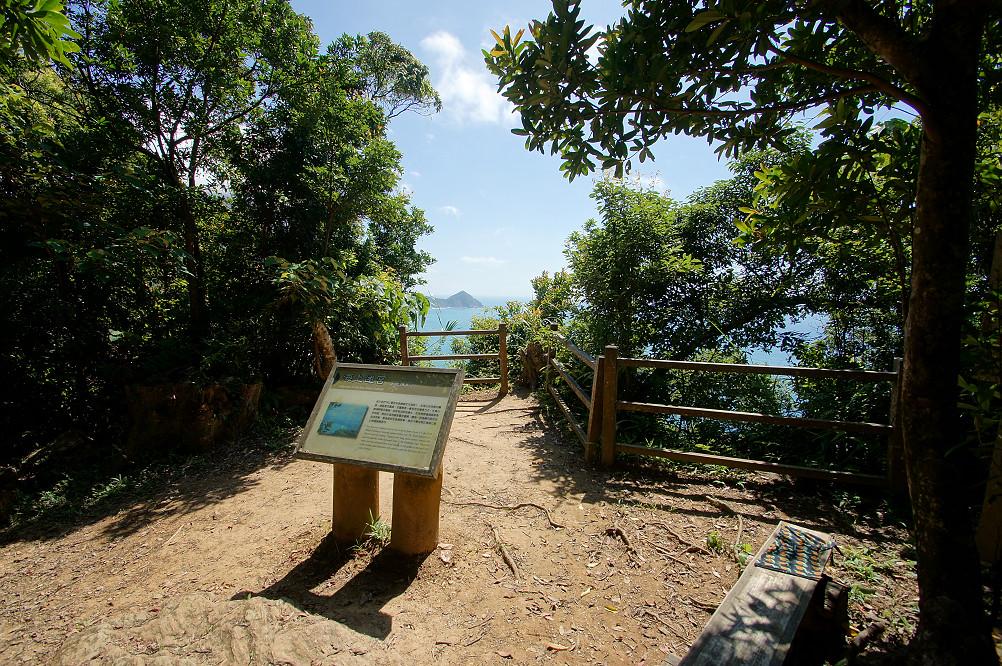 萼溫斷崖,朝陽步道-087