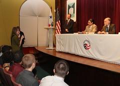 Ceremonia de juramentación de Voluntarios para Cuerpo de Paz Panamá.