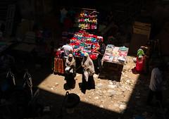 Shopping in the spotlight
