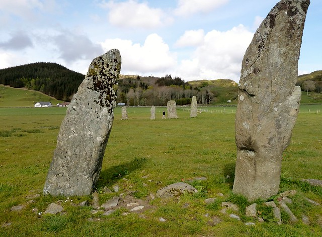 Standing Stones, Kilmartin Glen
