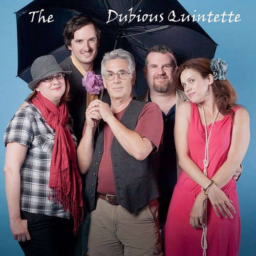 The Dubious Quintette by The Shutterbug Eye™