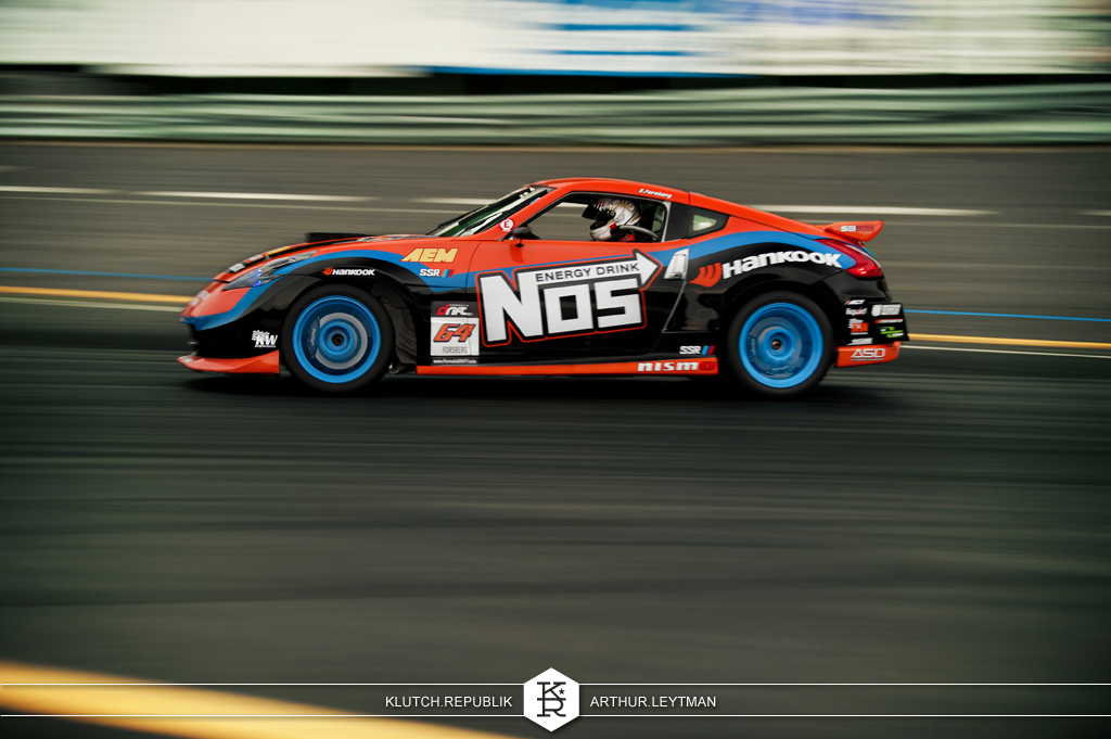 nissan 370z NOS energy drink drifting at formula drift the wall new jersey 3pc wheels static airride low slammed coilovers stance stanced hellaflush poke tuck negative postive camber fitment fitted tire stretch laid out hard parked seen on klutch republik