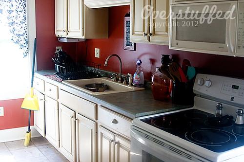 Sparkling kitchen