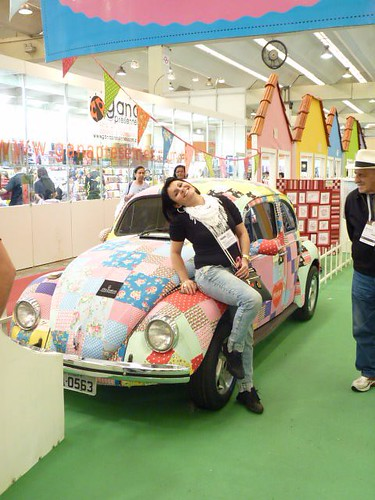 MegaArtesanal 2012 - Eu no Fusca Patch by miudezas_miudezas