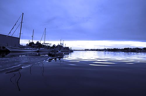 Ocean Blue Motoring