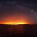Blazing into the Night by Jamey Pyles
