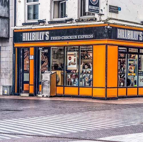 Hillbilly's Chicken Restaurant - Grand Parade (Cork City) by infomatique