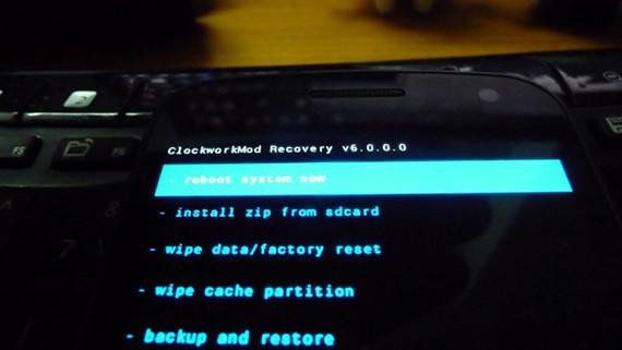 - ClockworkMod 6 ya disponible para el Galaxy Nexus