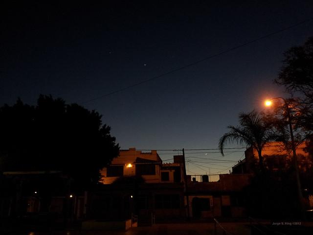 Luces del alba