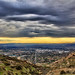 Storm over the Inland Empire by Dave Toussaint (www.photographersnature.com)