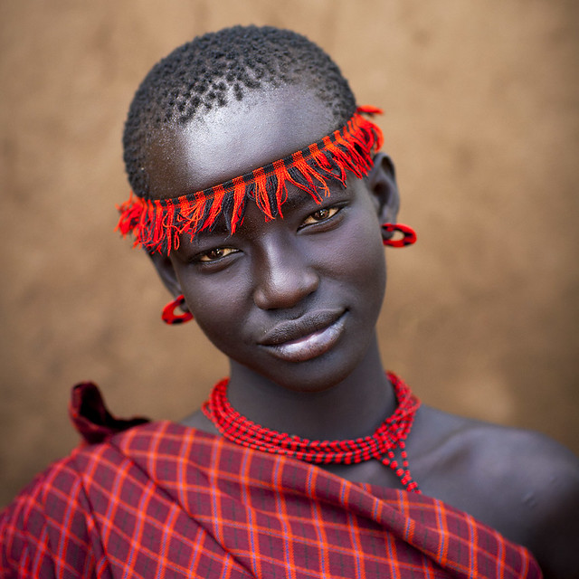 Omo Valley, Ethiopia - Shooting the Strangers