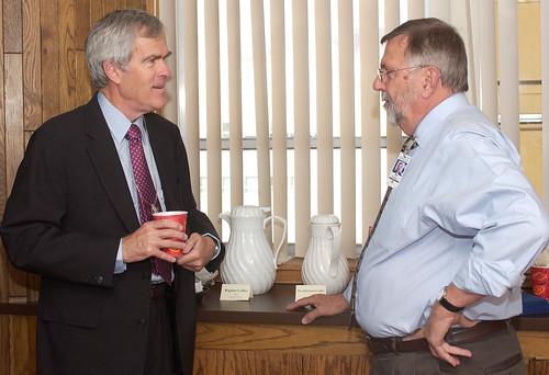 Jeff Bingaman and Robert Kuckuck News Bulletin