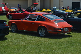 1973 Porsche 911E Specifications Specs