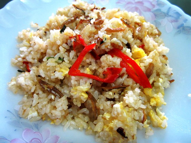 Kampung-style fried rice