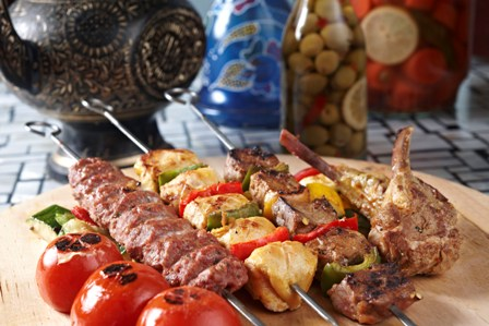 Kebab - Mixed Grill Skewer
