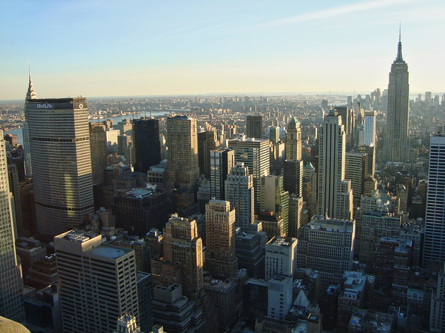 Midtown Manhattan East, New York City, USA