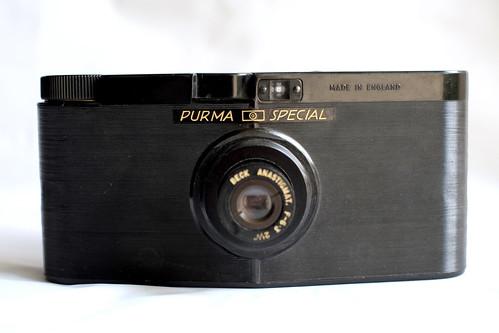 Purma Special camera