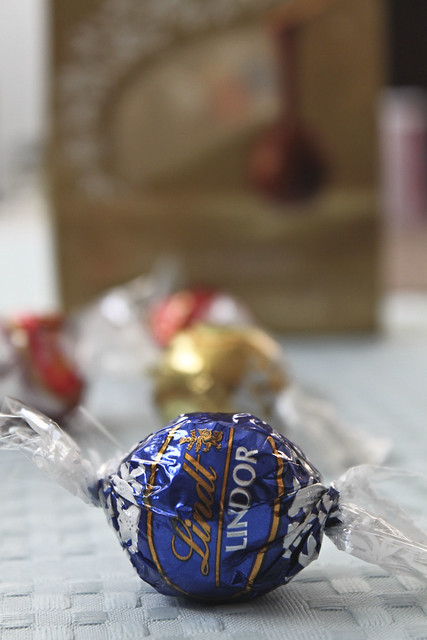 Lindor Chocolate