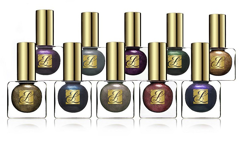 estee lauder nail lacquers for fall 2012 news. Black Bedroom Furniture Sets. Home Design Ideas