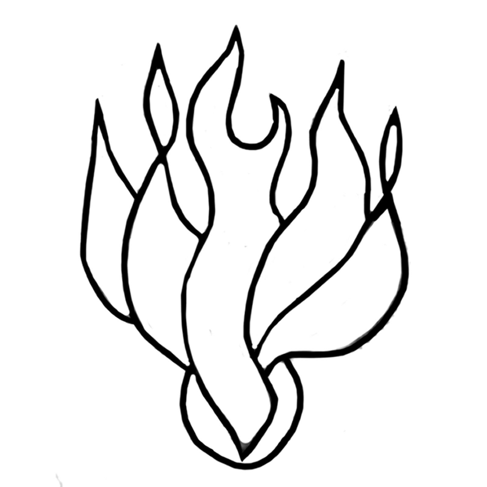 clip art holy spirit fire - photo #40