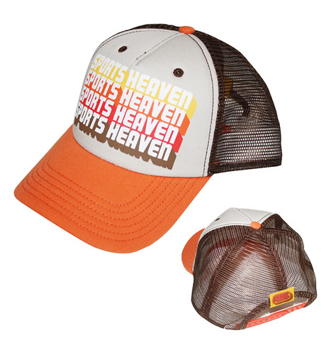 ESPN Foam Trucker Hat