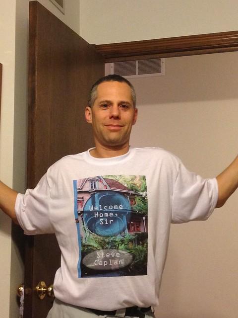 WHS steve shirt
