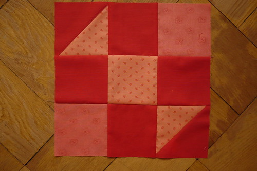 Block 7 - Beginner's Quilt Along
