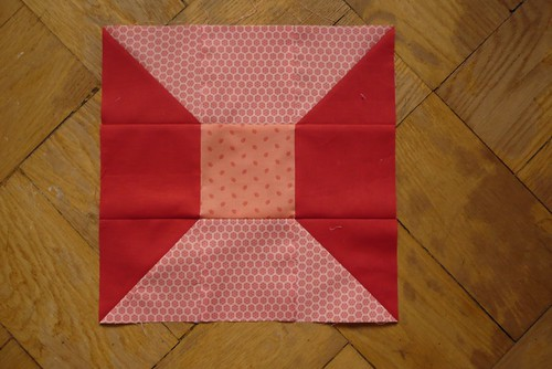 Block 8 - Beginner's Quilt Along