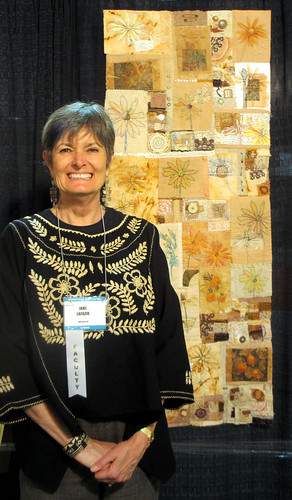 Rituals 2012 at International Quilt Festival