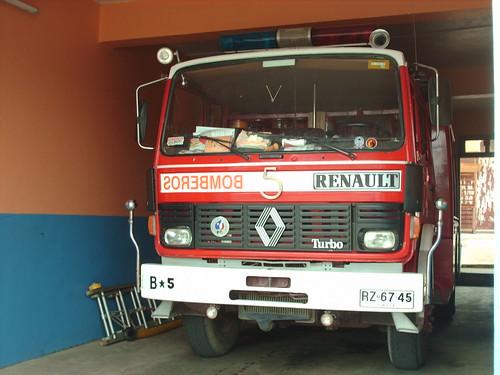 Renault Bomberos de Ancud 2009