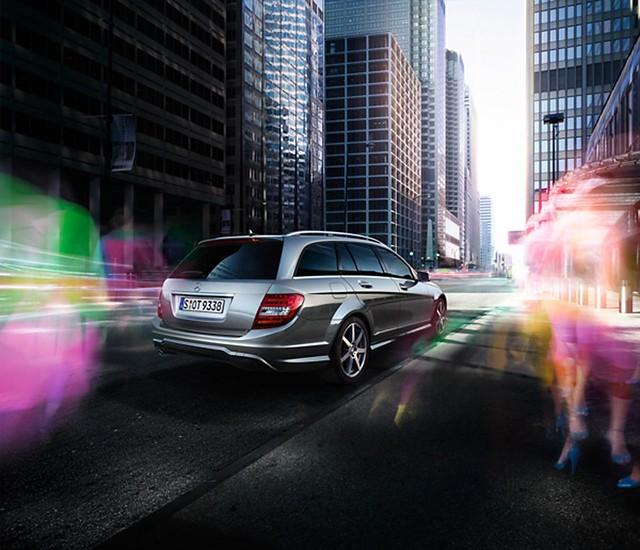 Mercedes-Benz Clase C gama 2013