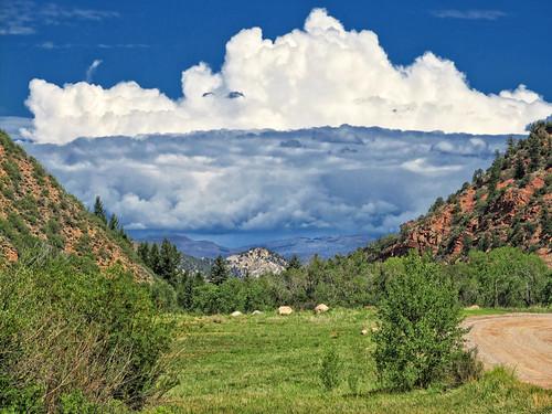 statepark clouds colorado co eagleco colorefex niksoftware sylvanlakestatepark adobephotoshopcs5 ektakonaelska