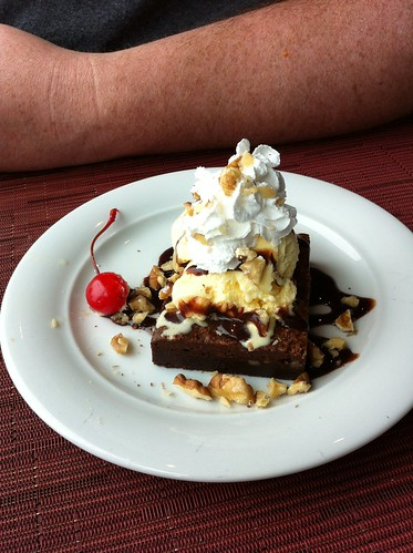 Norwegian Pearl - Blue Lagoon - Chocolate Brownie