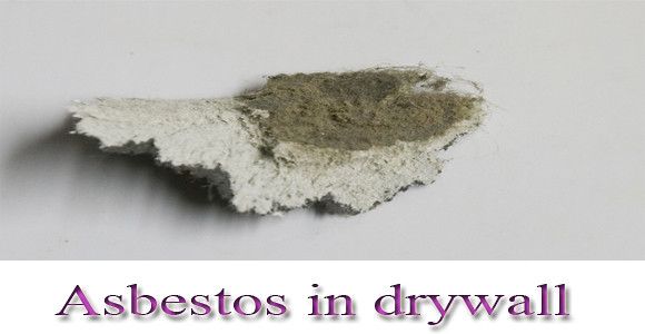 Photo for Is there asbestos in drywall