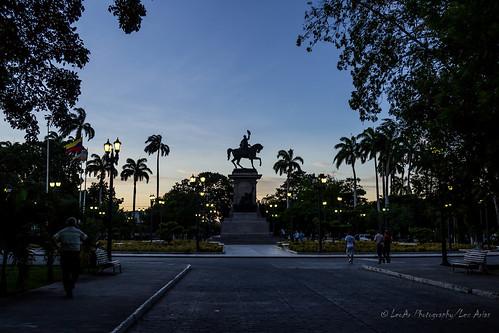 park sunset people atardecer gente barquisimeto venezuelaparque nikond3100