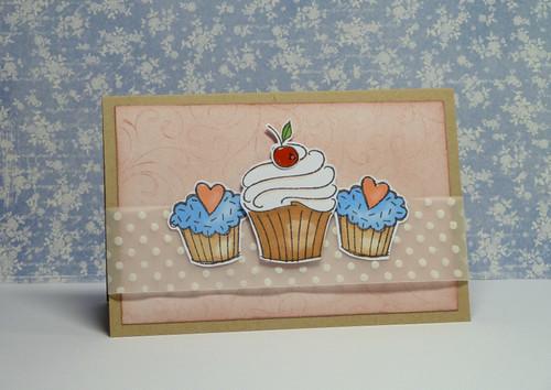 Cupcakes by MartinaN