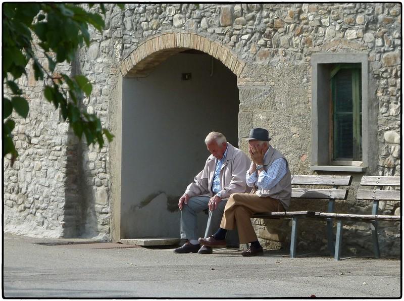 Il 43% pensionati prende meno di mille euro