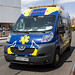 Ambulancies MedicSpeed. S.V.B Peugeot Boxer