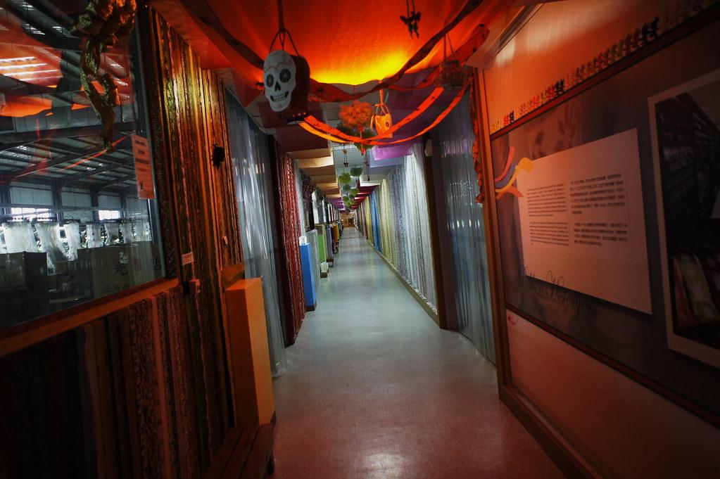 鹿港緞帶文化園區 (8)