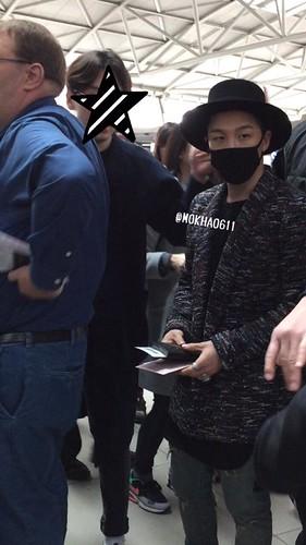 Big Bang - Incheon Airport - 21mar2015 - Tae Yang - MOKHA0611 - 02