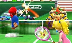 Mario Tennis Open - gameplay