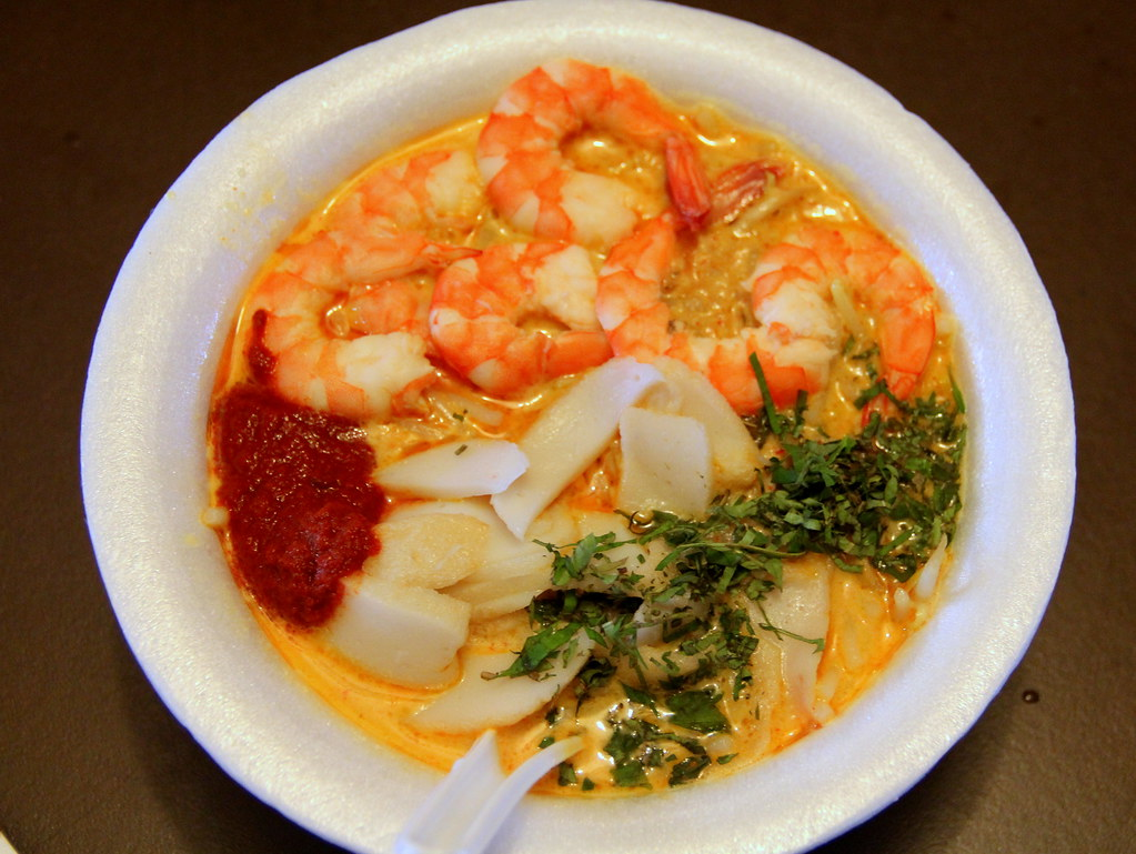 ... Singapore Food Reviews: Roxy Laksa @ East Coast Lagoon Food Village
