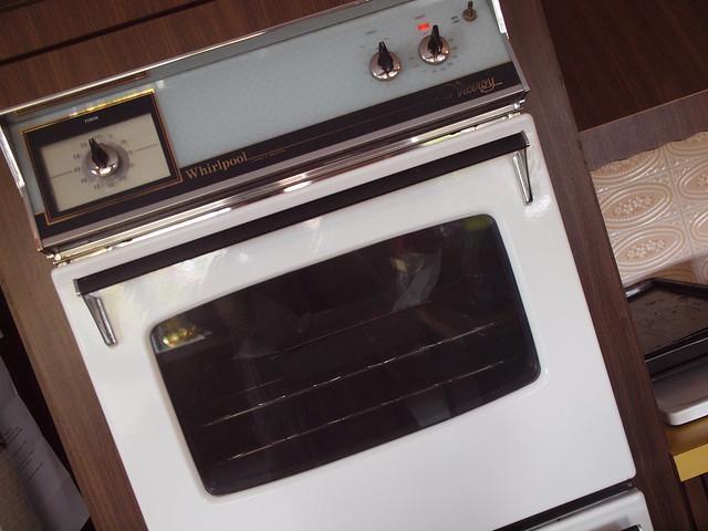 the retro oven